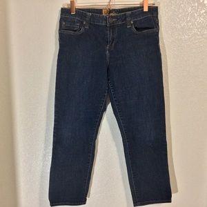 Kut from the Kloth   Denim Capri Jeans   Size 8